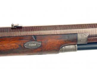 A Percussion Rifle by Kavanagh of Dublin