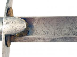 A 1796 Sword Marked to 22nd Light Dragoons