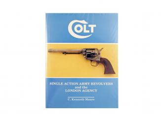 Colt Single Action Army Revolvers.