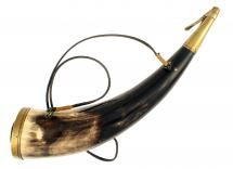A Powder Horn by Hawksley