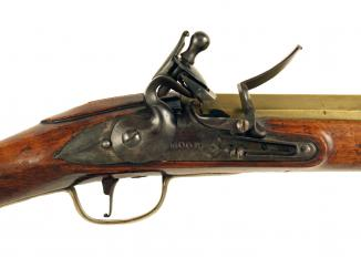 A Good Naval Blunderbuss by Moore