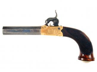 A Clean Percussion Pocket Pistol