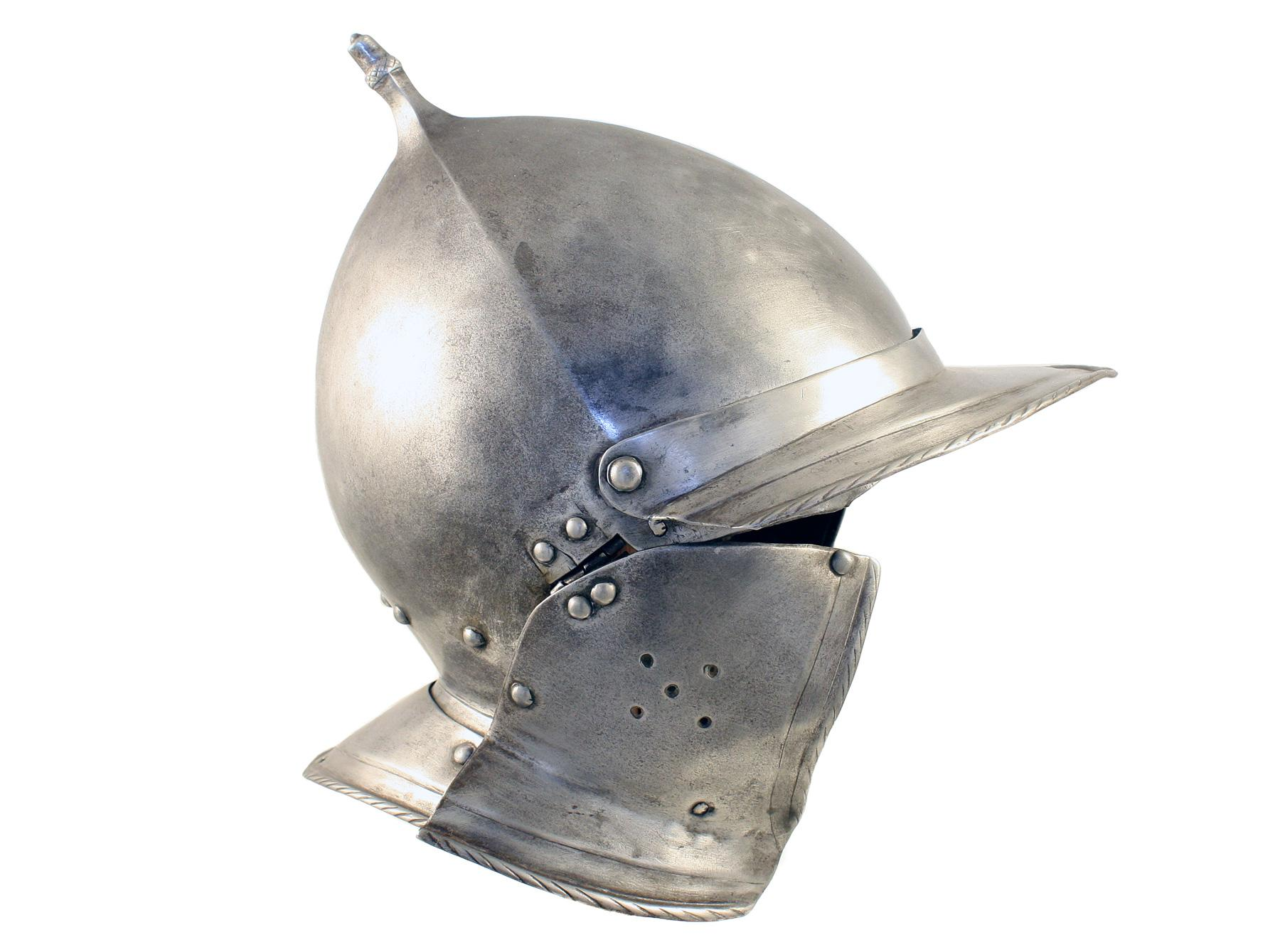 A Nuremberg Three-Quarter Armour