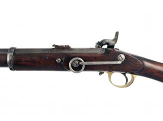 An incredibly scarce P61 British Military Carbine