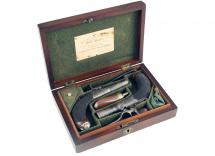 A Superb Cased Pair of Pocket Pistols