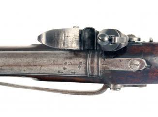 A Scarce E.I.C. Bengal Horse Artillery Pistol