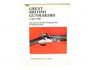 Great British Gunmakers 1740-1790