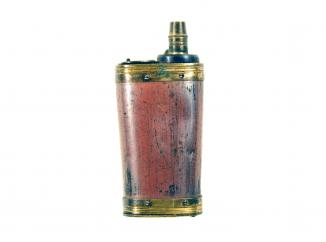 A Good Three-Way Flask by Dixon & Sons