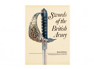 Swords of the British Army - Brian Robson