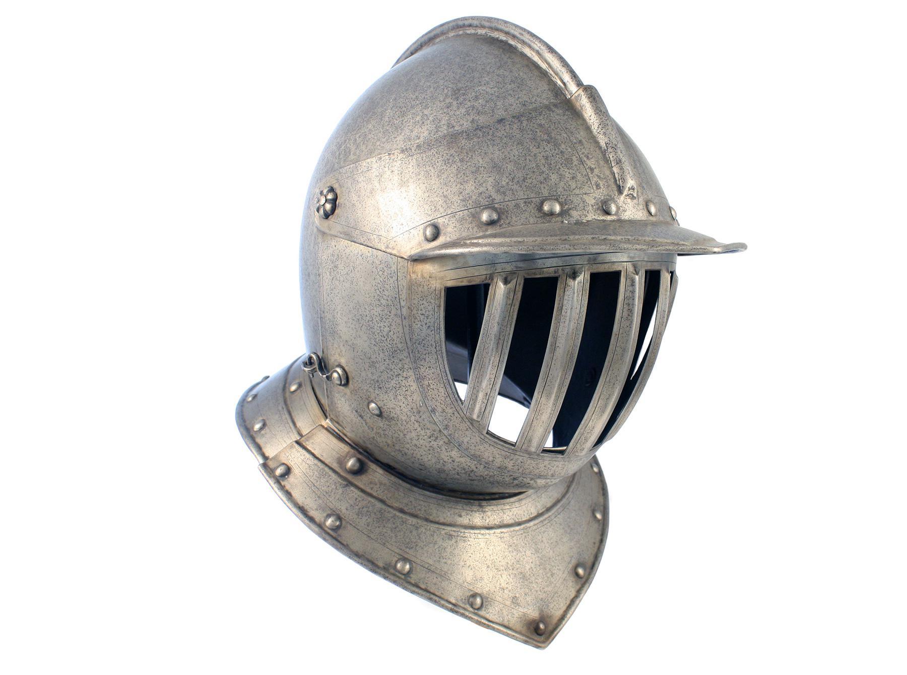 A Fine Cuirassiers Helmet