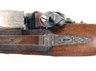 A Superb Cased Pair of Wogdon Duelling Pistols