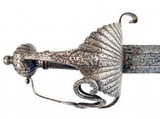 A Superb Proto Mortuary Sword