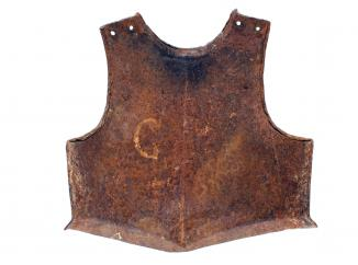 An English Harquebusiers Breastplate