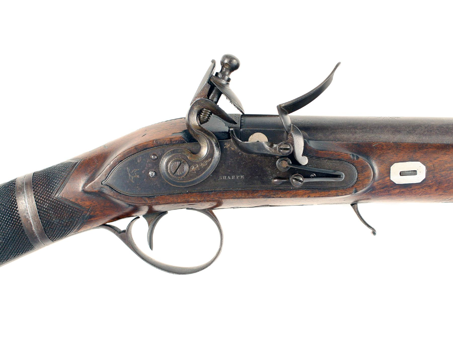 An Incredibly Scarce 'Take-Down' Blunderbuss