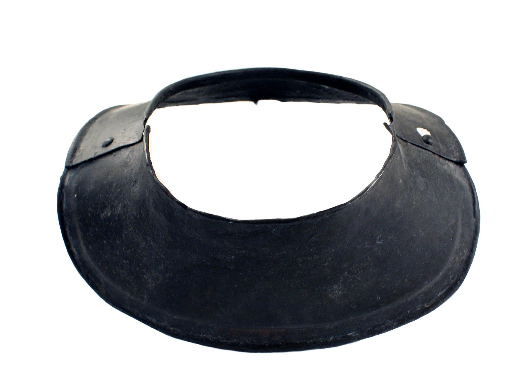 An English Pikemans Gorget, 17th Century