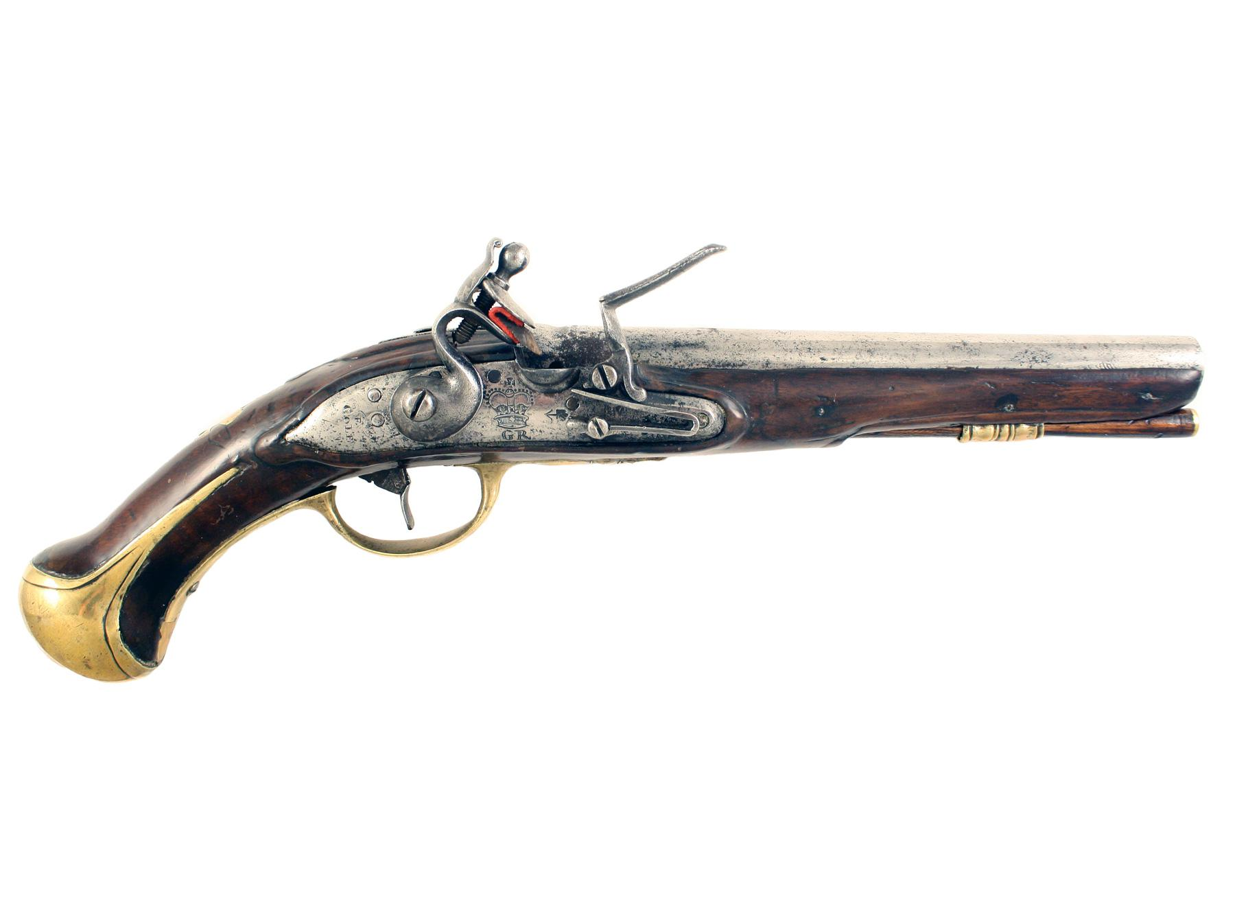 A 1731 Ordnance Pistol by Cole