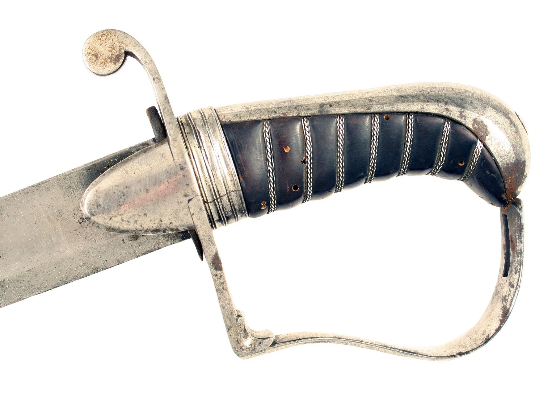 A 1796 Light Cavalry Officers Sword