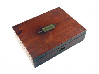 A Box Suitable for Casing Pistols