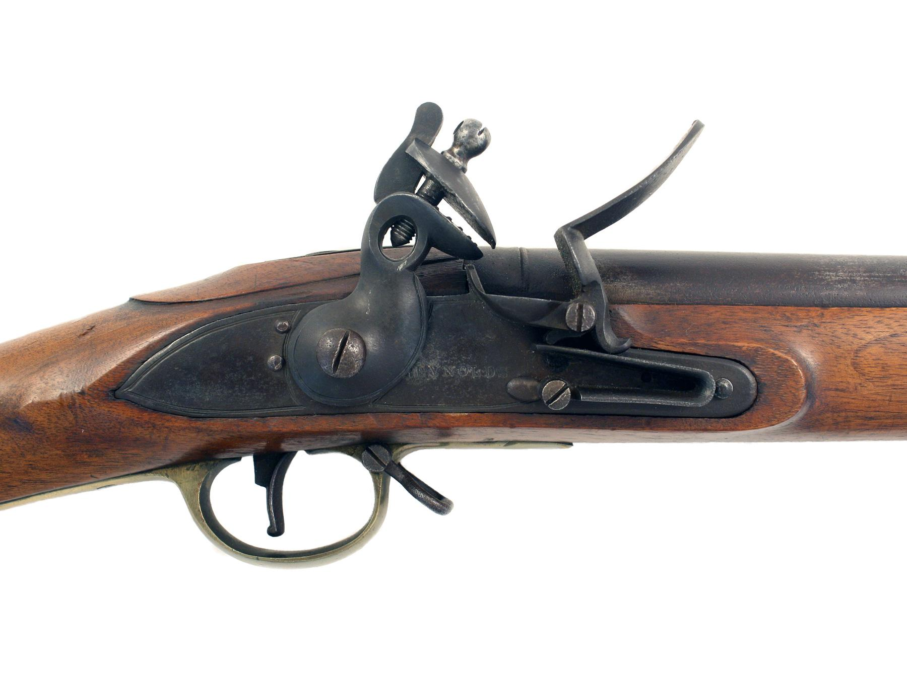 A Flintlock Brownbess