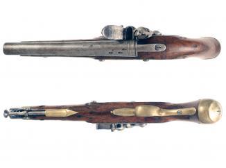 An E.I.C. New Land Pistol