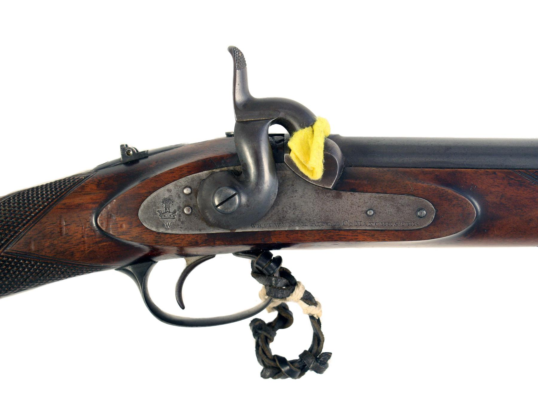 A Whitworth Prize Rifle