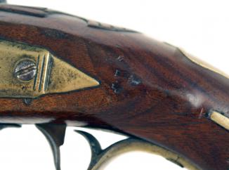 A Scarce Royal Foresters Pistol