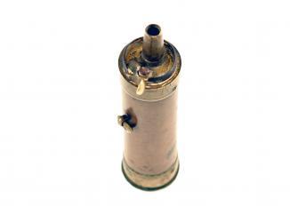 A Cylindrical Powder Flask