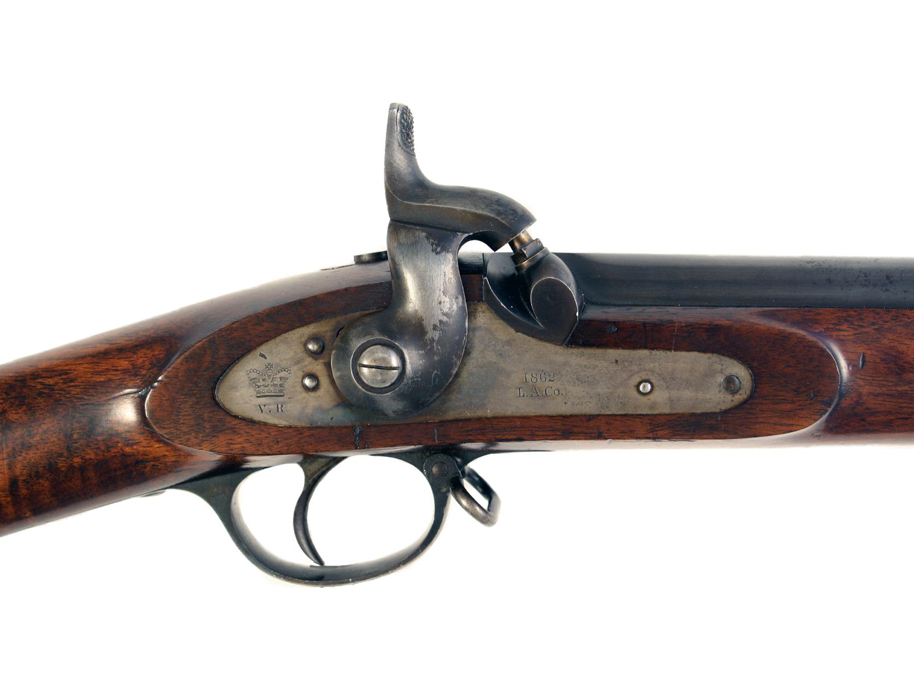 An L.A.C. .451 Rifle
