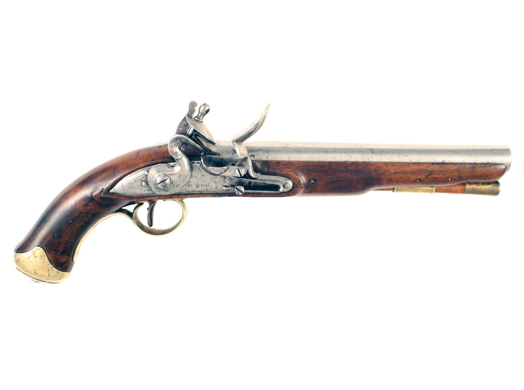A D.Egg Officers Pistol