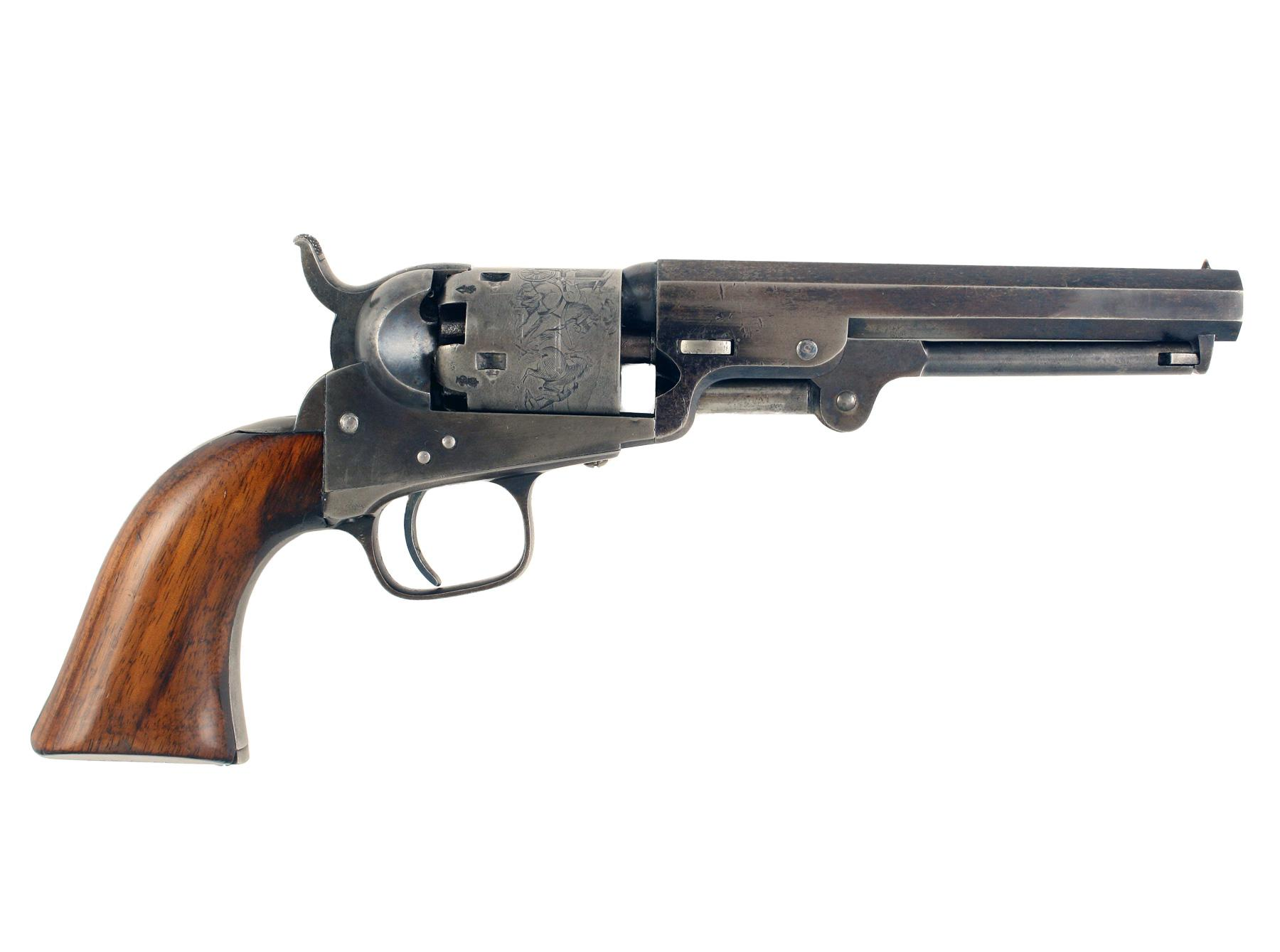 A Cased Pocket Colt