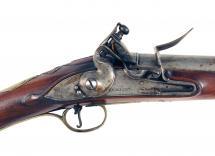 A Flintlock Coaching Carbine by Pickfatt.