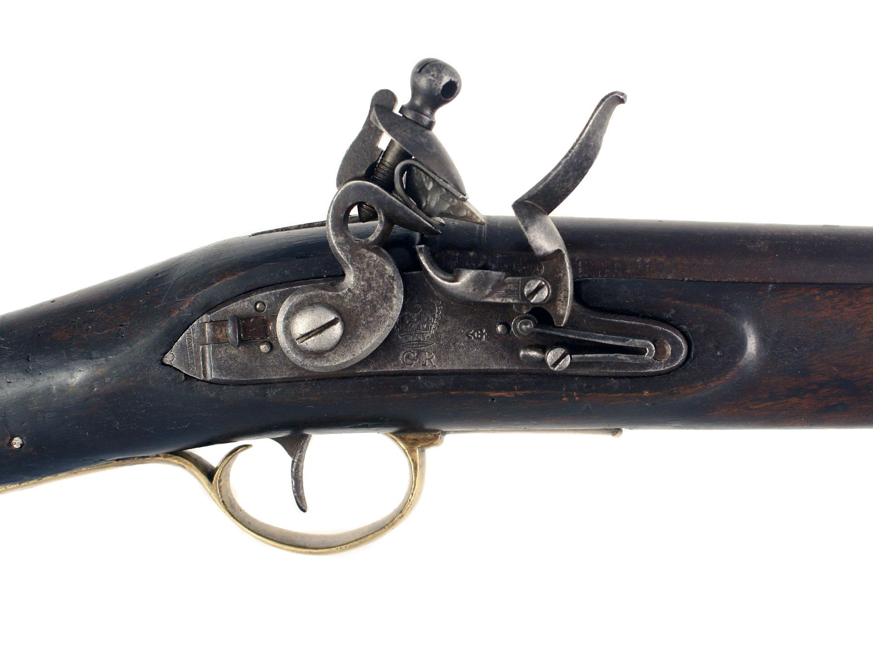 A Sleepy Paget Carbine
