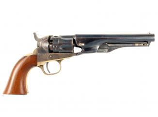 An Outstanding Colt Police Revolver