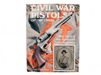 Civil War Pistols - McAuley