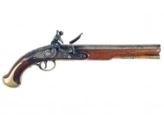 A Rare Royal Foresters Pistol