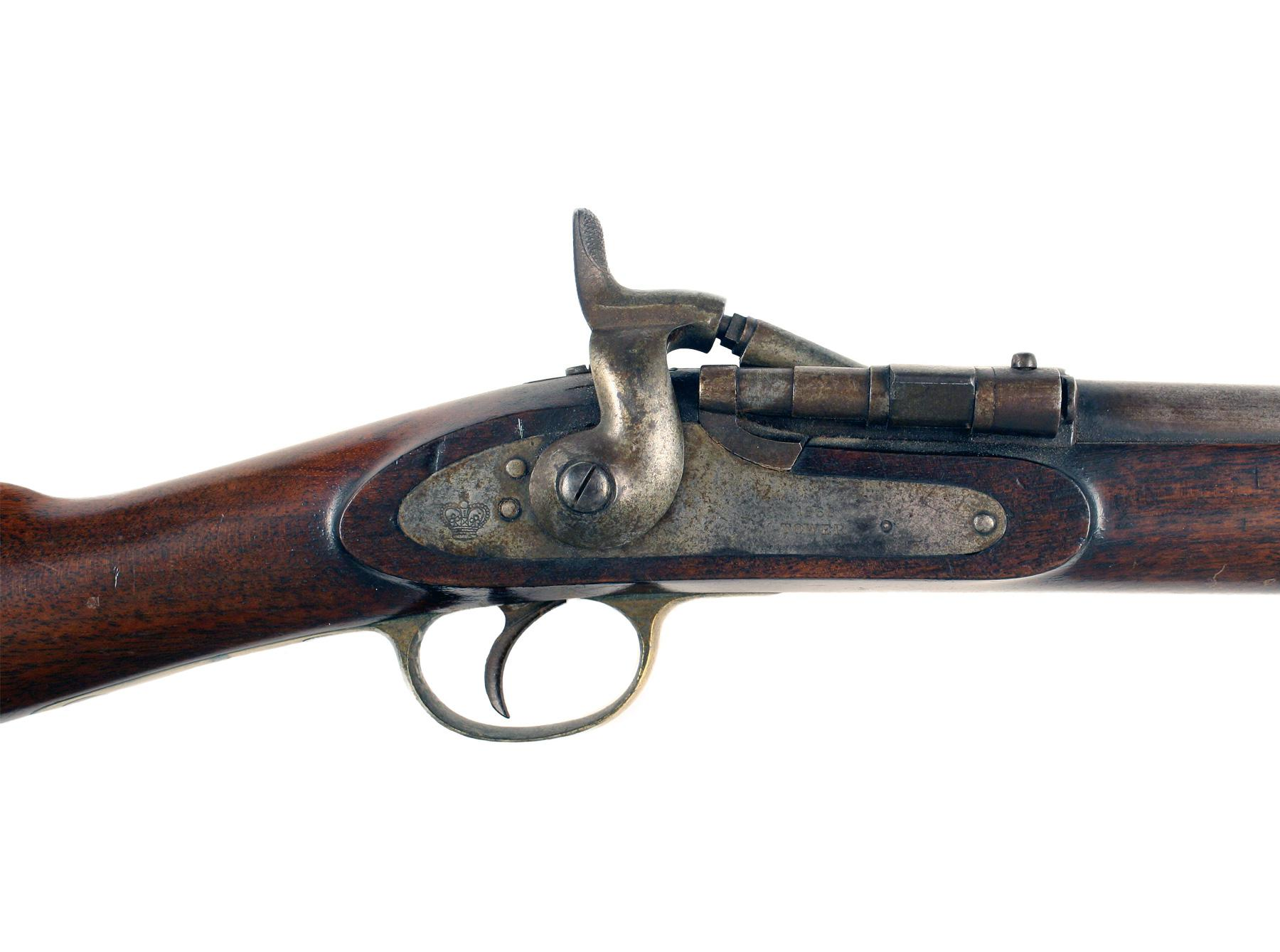 A Snider Carbine from Annesley Hall