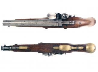 A William IV Cavalry Pistol