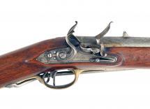 A Fine and Rare 10-Bore D.Egg Flintlock Carbine
