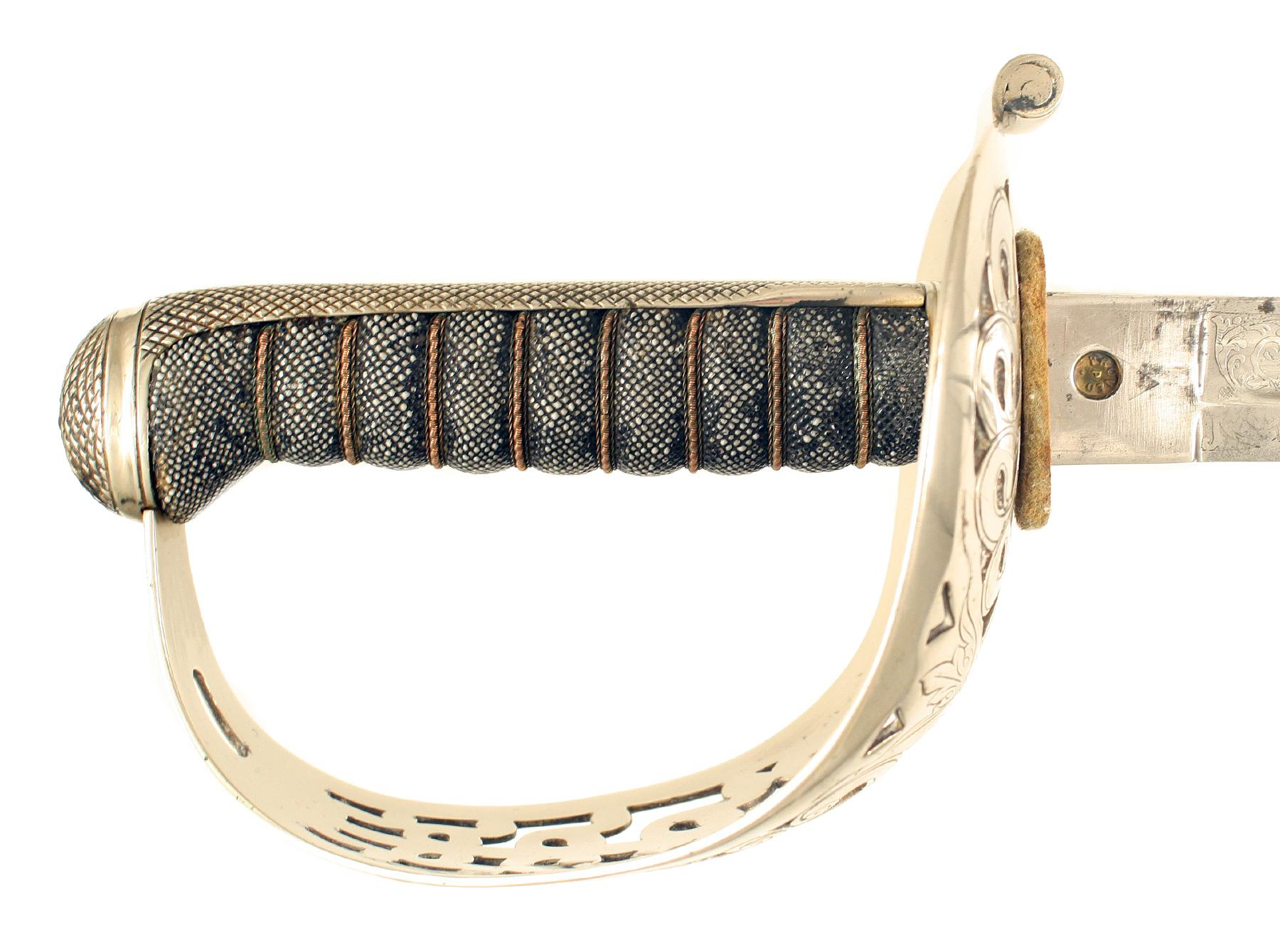 An 1887 Pattern Cavalry Sword