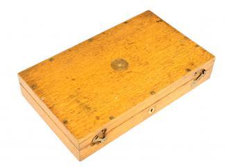 A Pistol Box.