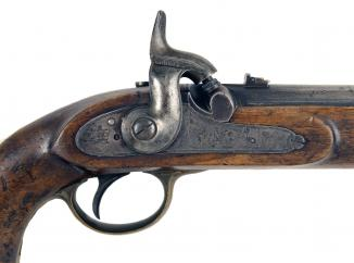 A P56 Rifled Lancers Pistol