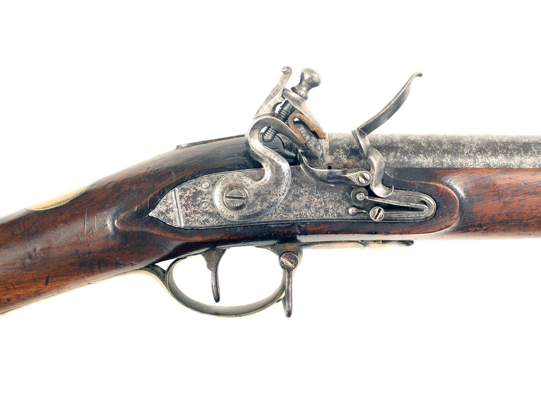 A Volunteer Brown Bess