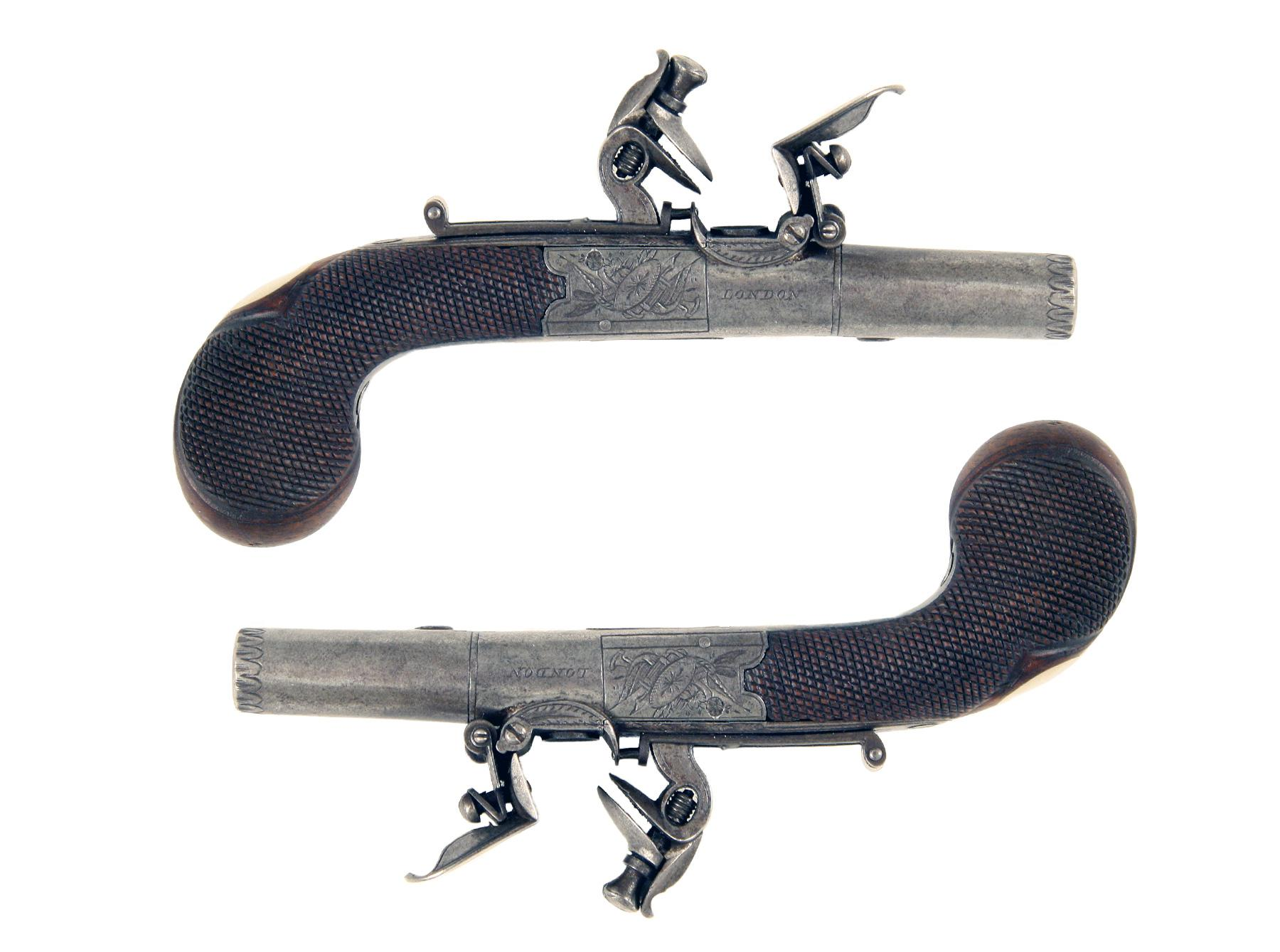 A Small Pair of Pocket Pistols