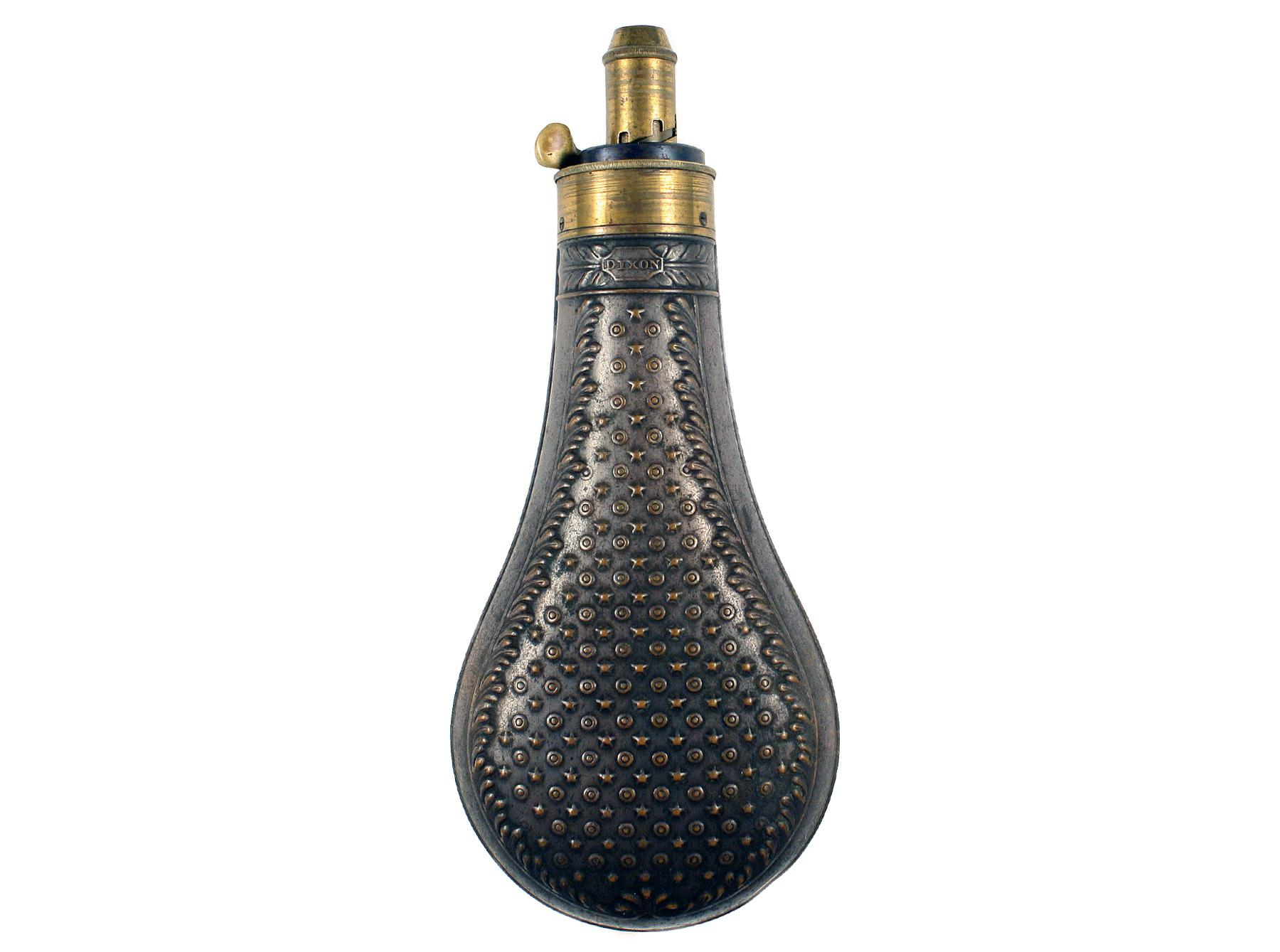 A Very Good Stars & Dots Flask