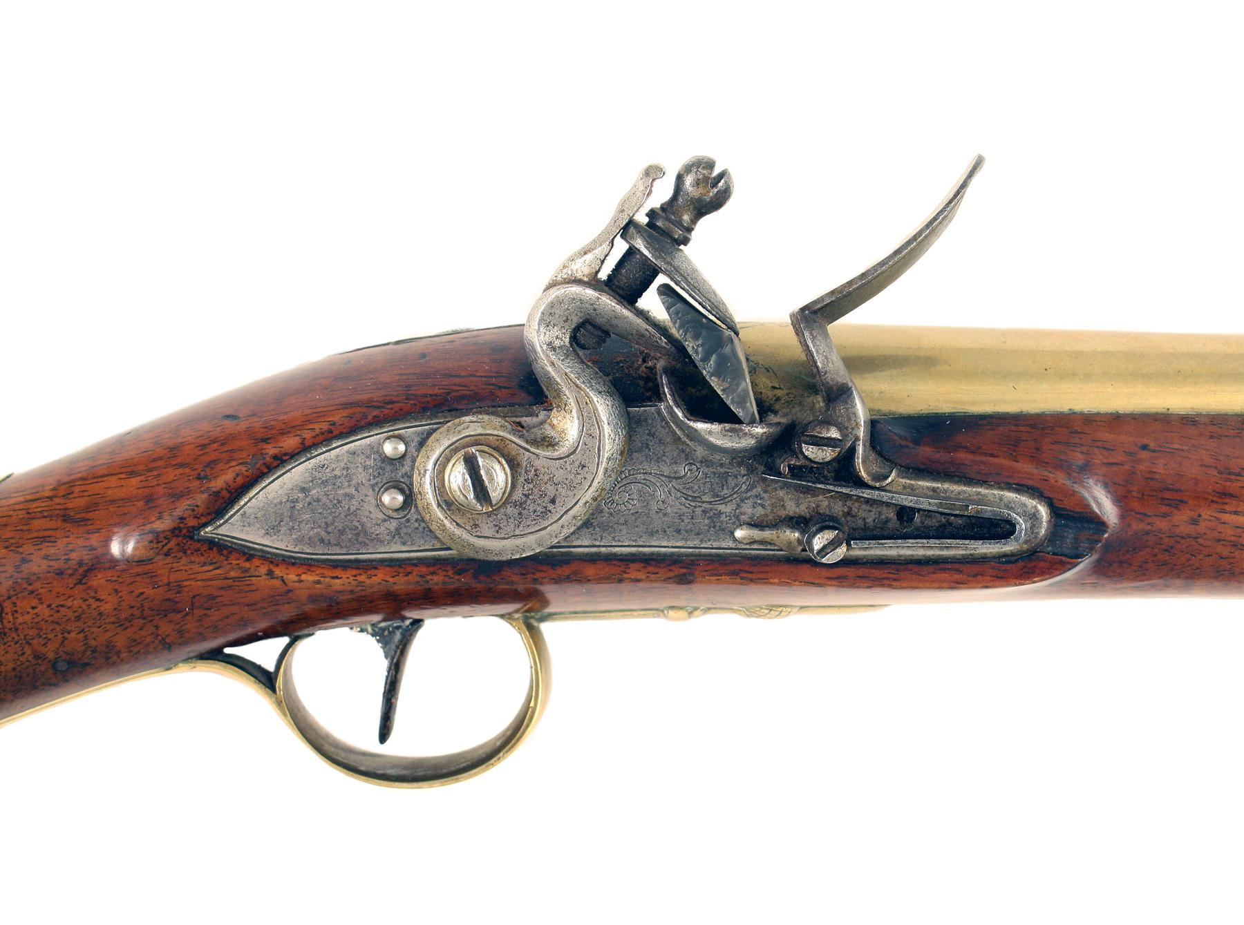 A Flintlock Blunderbuss