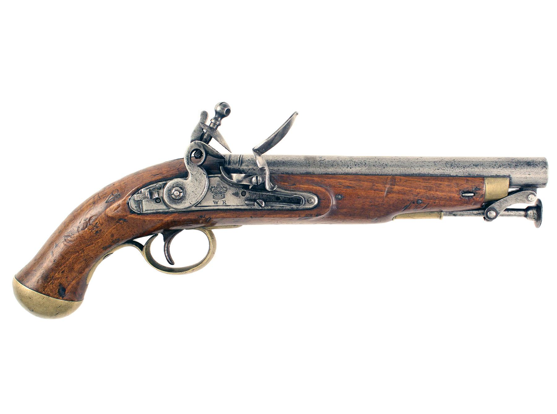 A William IV Cavalry Pistol