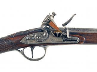 An Unusually Small Flintlock Sporting Gun