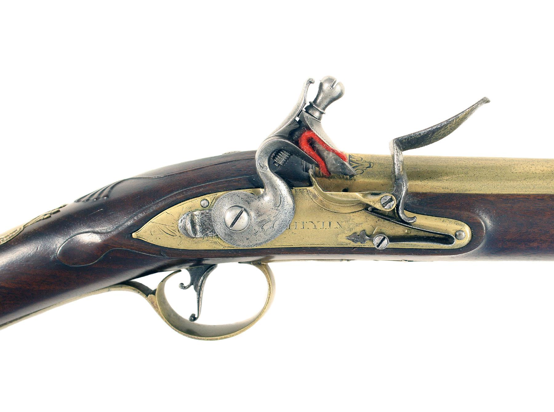 A Flintlock Blunderbuss by Heylin