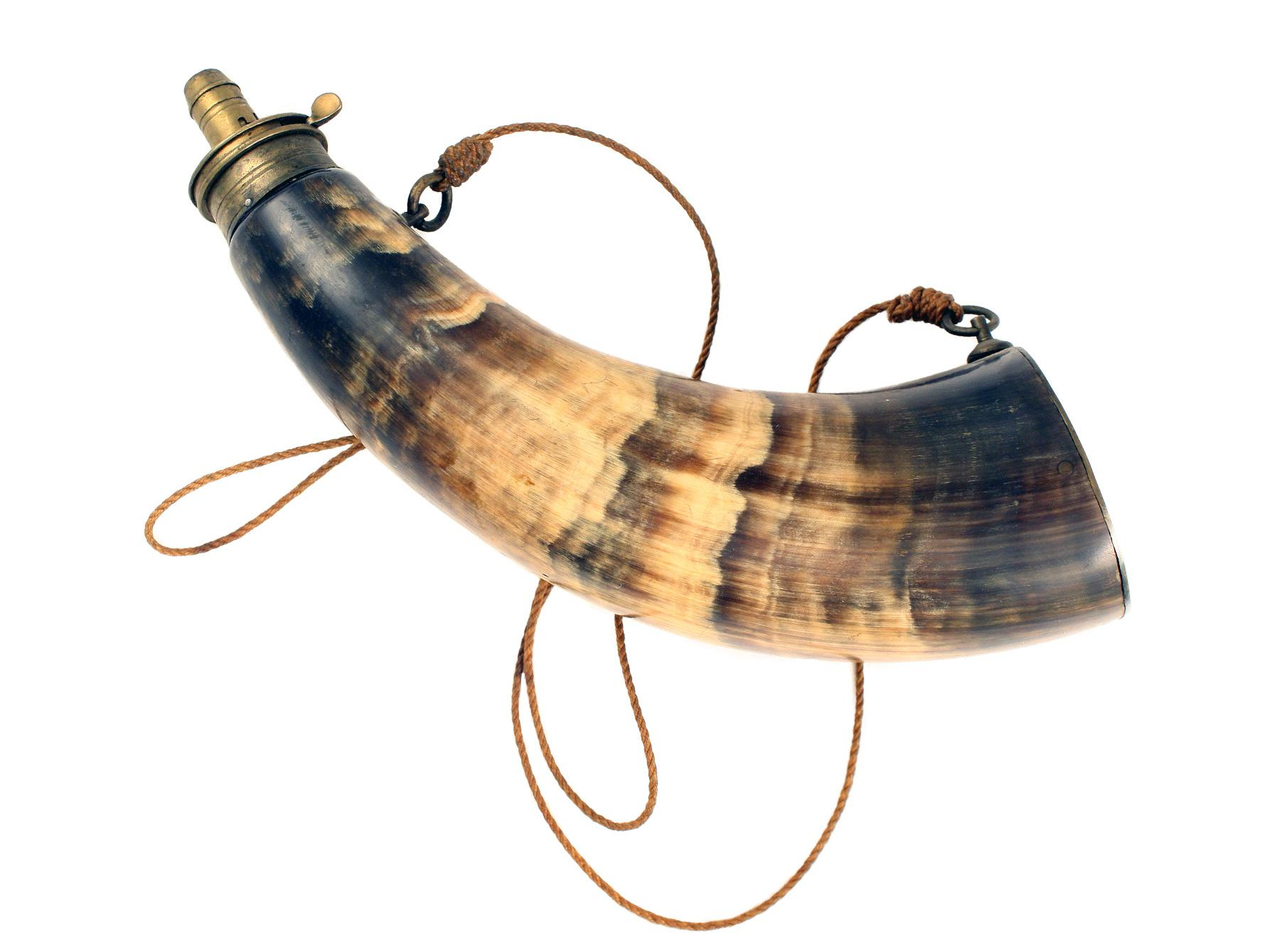 A 'Patent' Powder Horn