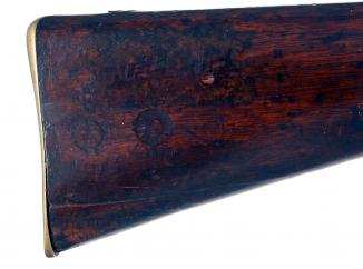 An 1858 Native Mounted Police Carbine